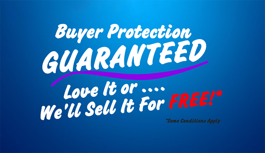 Buyer Protection Guarantee