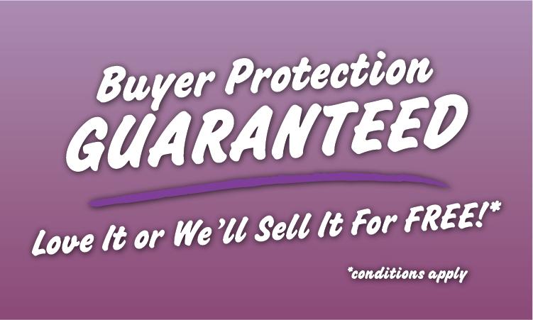 Buyer Protection Guarantee
